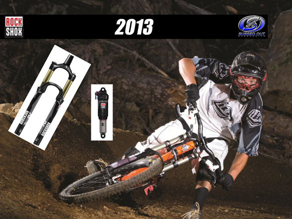 2013 Rockshox mountain bike suspension has arrived! Sussed Out Suspension are an authorised sales, & service centre for Rockshox MTB suspension!
