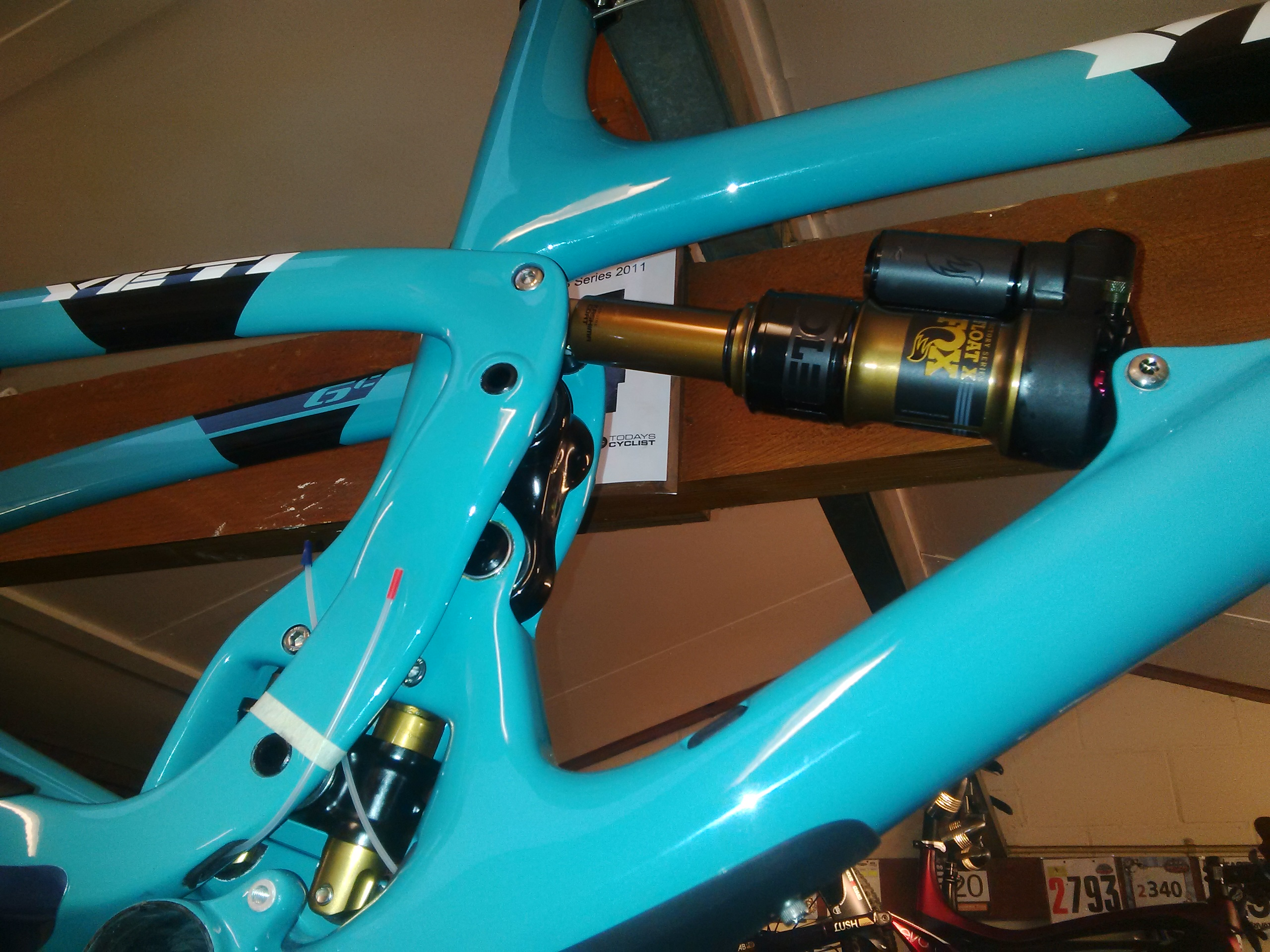 Sussed Out Suspension - custom build MTB's