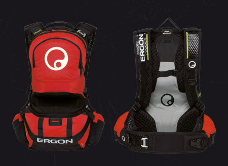 Ergon BE-2 Gravitry Enduro Backpack from Sussed Out
