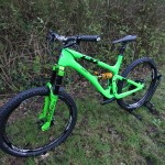 Custom Yeti SB6c by Sussed Out Suspension