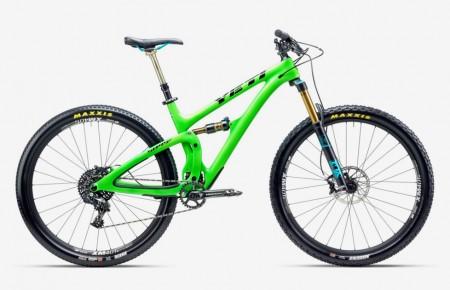 2016 Yeti SB4.5c Green