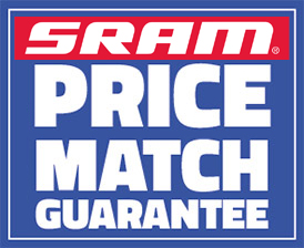 SRAM PRICE MATCH AT SUSSED OUT SUSPENSION