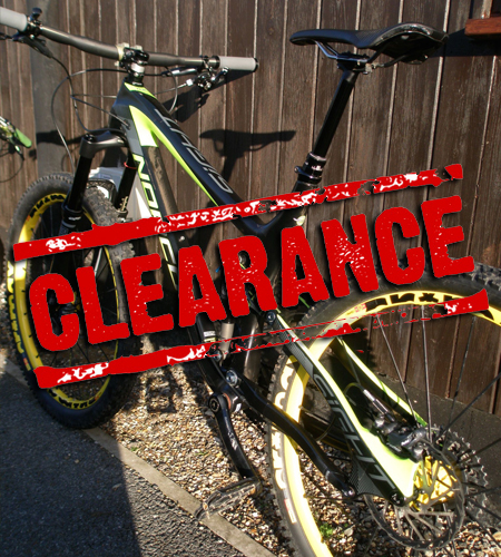 Ex-Demo/Clearance
