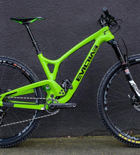 Evil Bikes - Complete