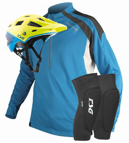 Helmets, Protection & Clothing