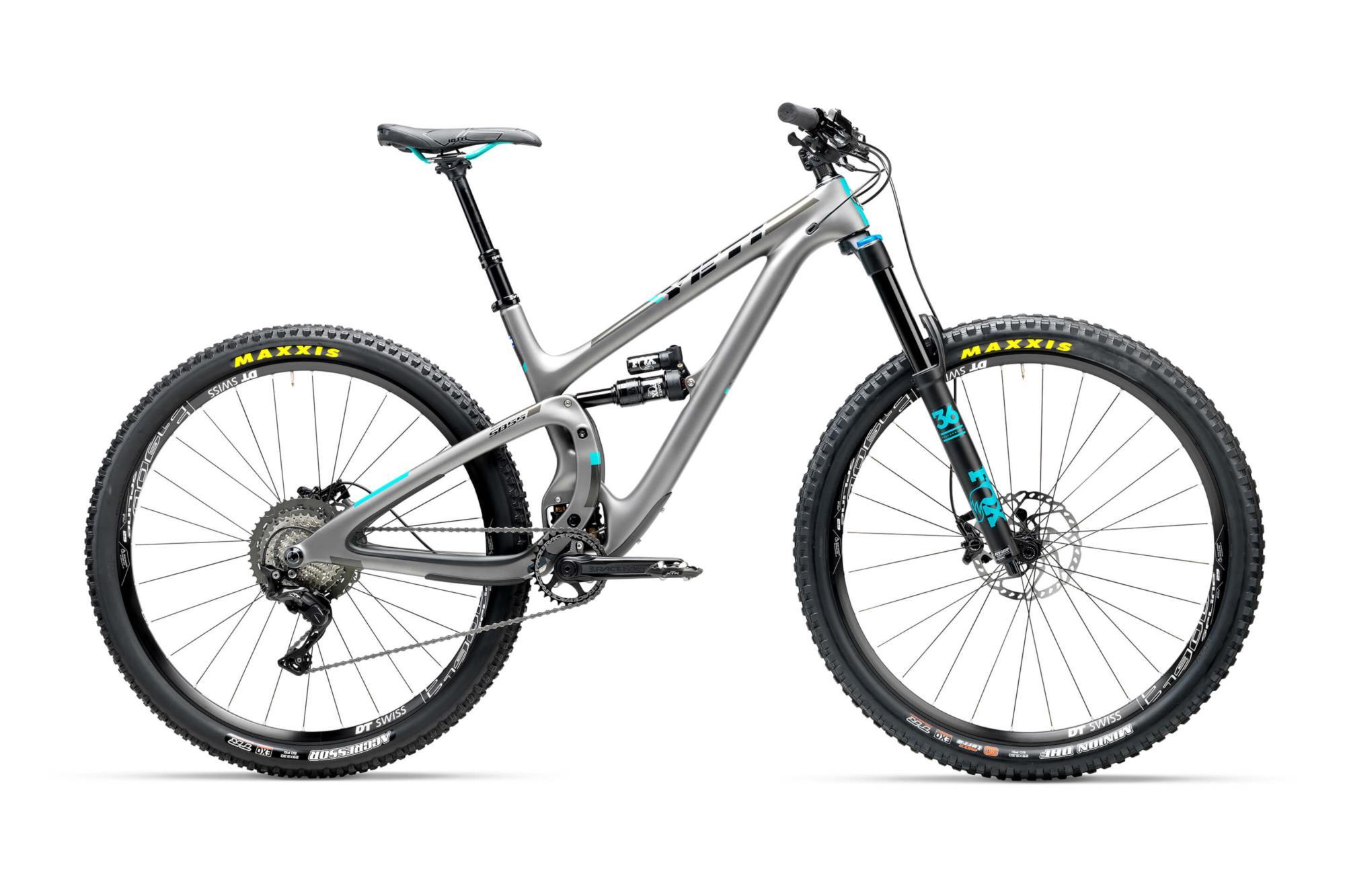 2017 yeti sb5 5c c-series 29 u0026quot  switch infinity enduro bike