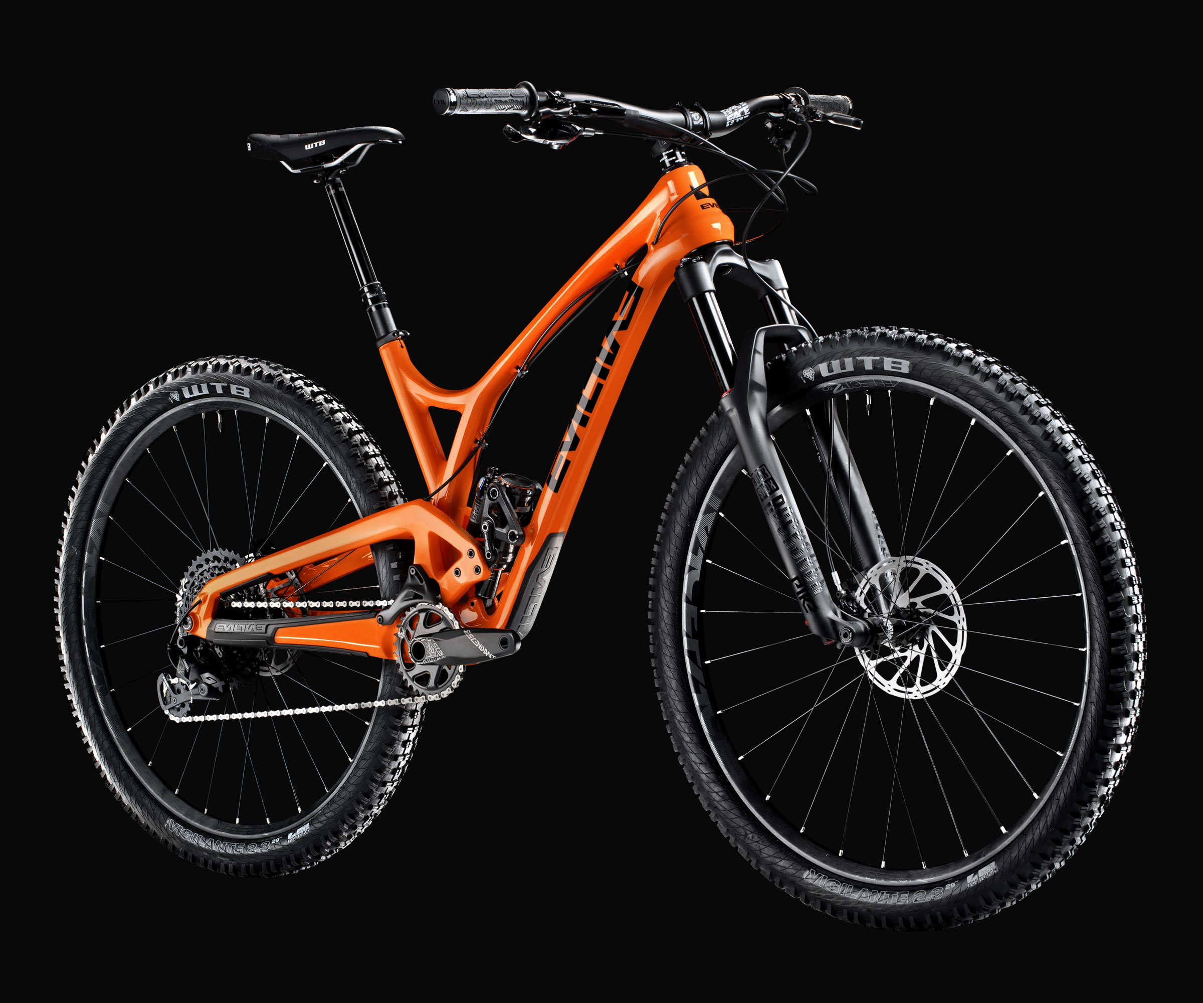 """Evil Following MB Carbon 29"""" 120mm All Mountain/Trail ..."""