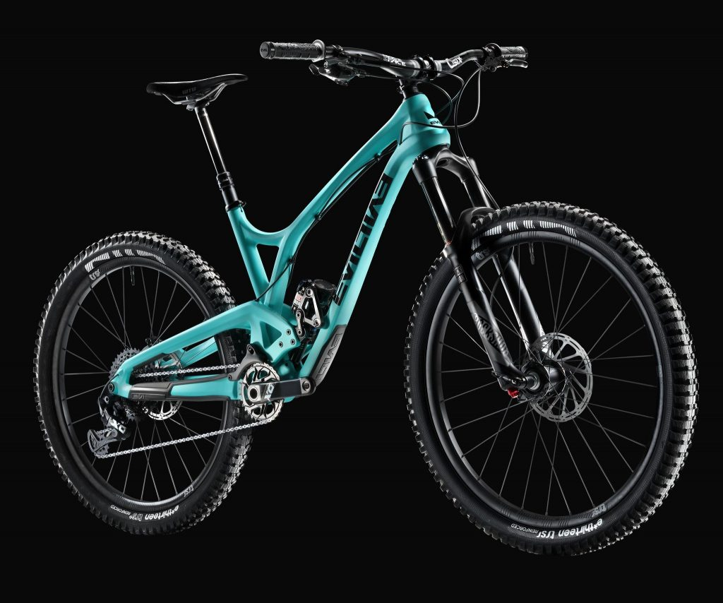 EVIL CALLING 27 5″ 131MM CARBON ALL MOUNTAIN/TRAIL/ENDURO BIKE - Sussed Out  Suspension