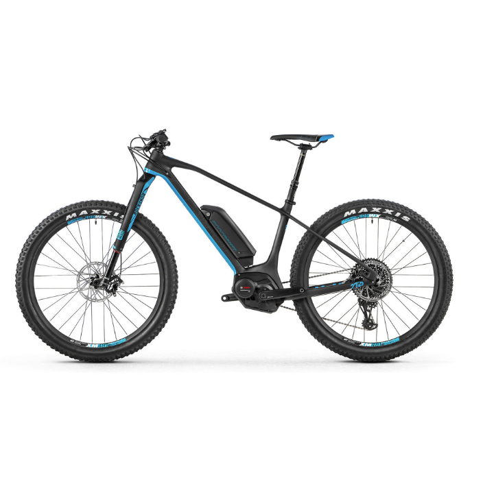 2017 Mondraker e-Prime RR+ Carbon 27.5+ 120mm Hardtail Trail e-MTB ...